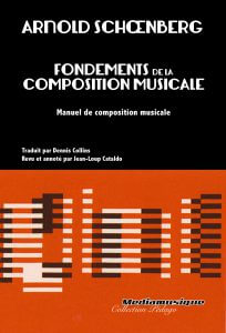 Couverture de Fondements de la Composition Musicale